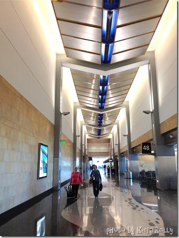 Airports SAN hall