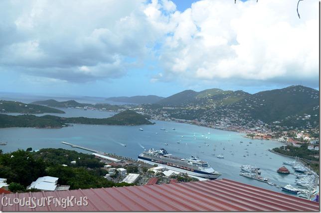 Charlotte Amalie Skyride Lookout