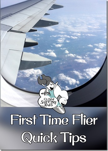 Tips for First Time Flier