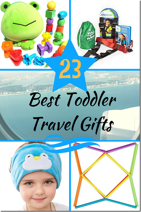 travel gifts for toddlers