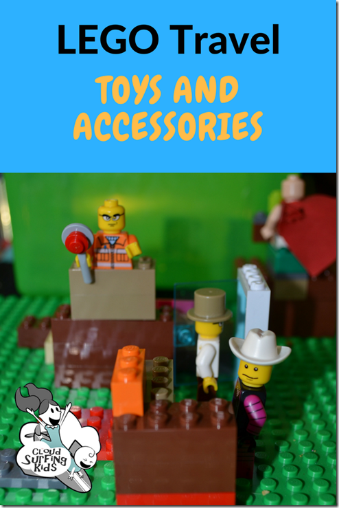 LEGO Travel Toys and Accessories