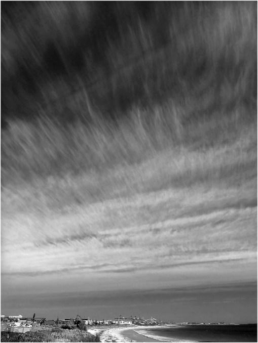 Cirrus over Fremantle