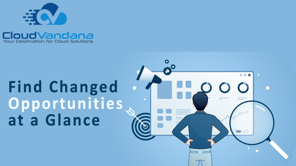 Find Changed Opportunities at a Glance