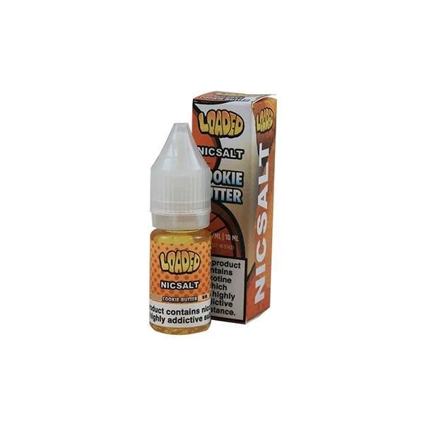 Loaded Nic Salt  10Mg 10ml E-liquid, Cloud Vaping UK