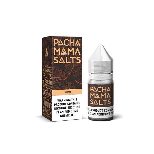 Pacha Mama by Charlie's Chalk Dust 10ML 20MG Flavoured Nic Salts E-liquid, Cloud Vaping UK