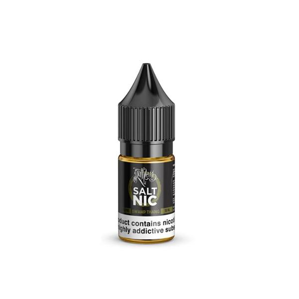 Ruthless 10ml 20Mg Flavoured Nic Salts E-liquid, Cloud Vaping UK