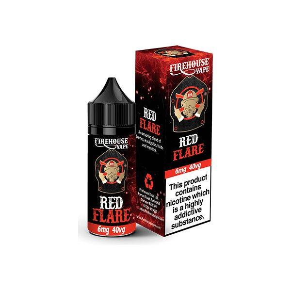 Firehouse Vape TPD 10ml 6mg E-liquid, Cloud Vaping UK
