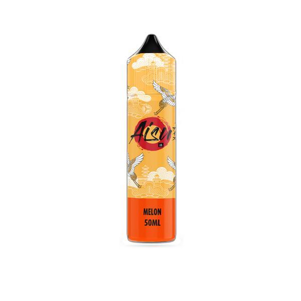 AISU by Zap Juice 0mg 50ml Shortfill E-liquid  (Free ZAP 18mg Nic Salt), Cloud Vaping UK