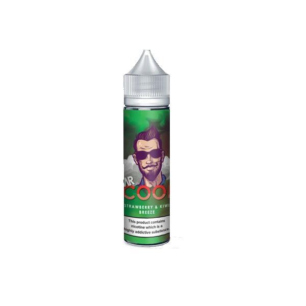 Mr Cool 0mg 50ml Shortfill E-liquid (70VG/30PG), Cloud Vaping UK
