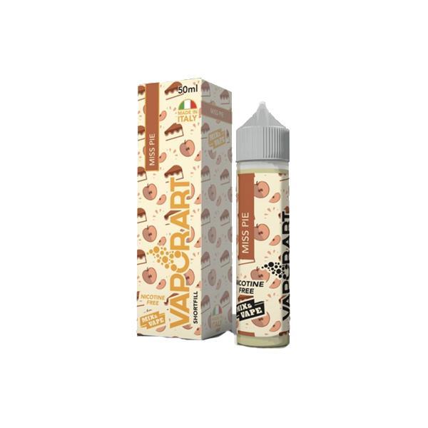 Vaporart Shortfill E-liquid 50ml, Cloud Vaping UK