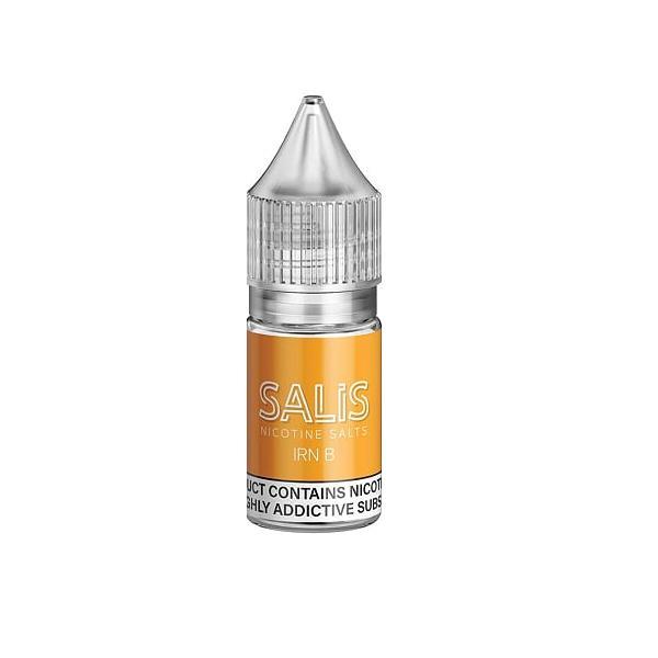 Salis 5Mg Nic Salts 10ml E-liquid, Cloud Vaping UK