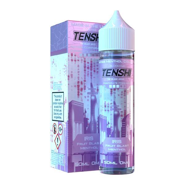 Tenshi Vapes Natomi Menthol Shortfill E-liquid 50ml, Cloud Vaping UK