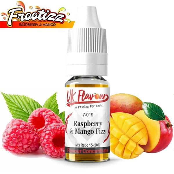 UK Flavour Fizzy Range Concentrate 0mg 30ml E-liquid, Cloud Vaping UK