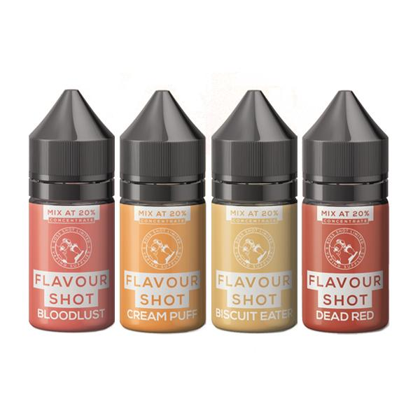 Flavour Boss Concentrate Flavours 0mg 30ml (Mix Ratio 20%), Cloud Vaping UK