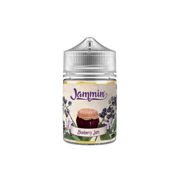 Jammin 0mg 50ml Shortfill E-Liquid, Cloud Vaping UK