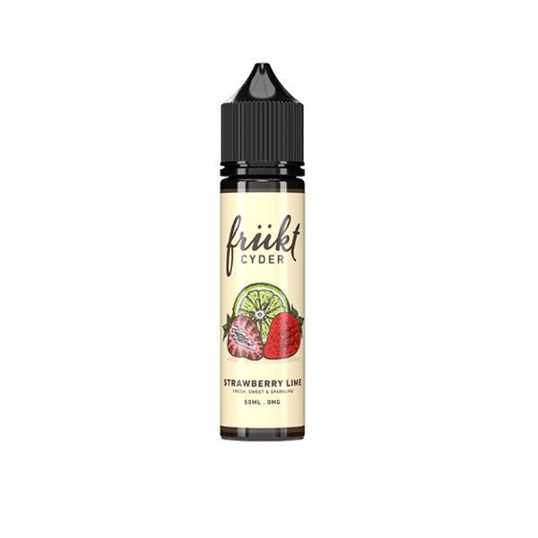 Frukt Cyder E-liquid 50ml Shortfill, Cloud Vaping UK
