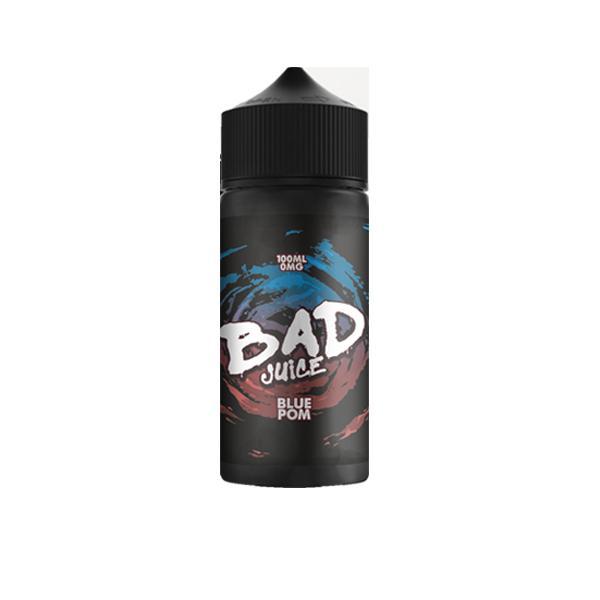 Bad Juice 100ml Shortfill 0mg E-liquid, Cloud Vaping UK