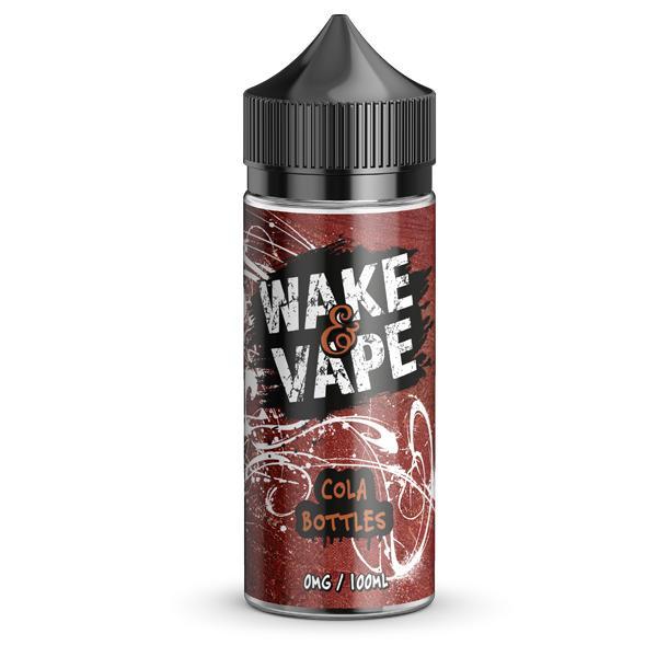 Wake N Vape Shortfill E-liquid 100ml, Cloud Vaping UK