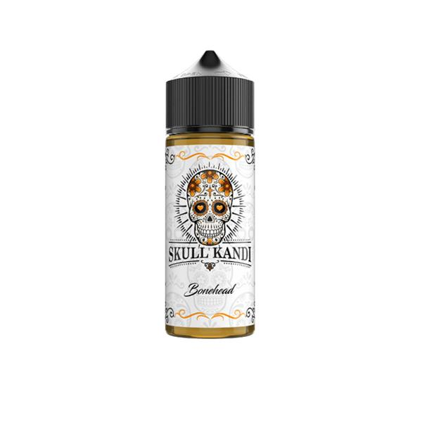 Skull Kandi 100ml Shortfill E-liquid, Cloud Vaping UK