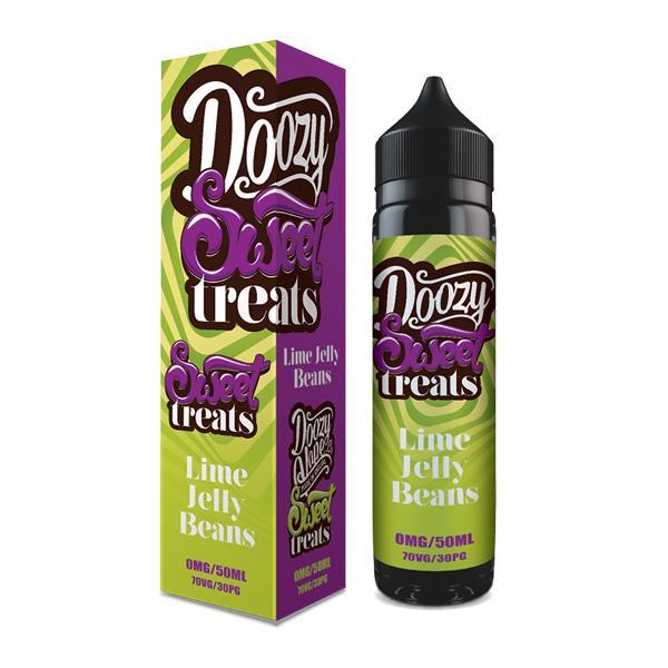 Sweet Treats 50ml Shortfill E-liquid, Cloud Vaping UK