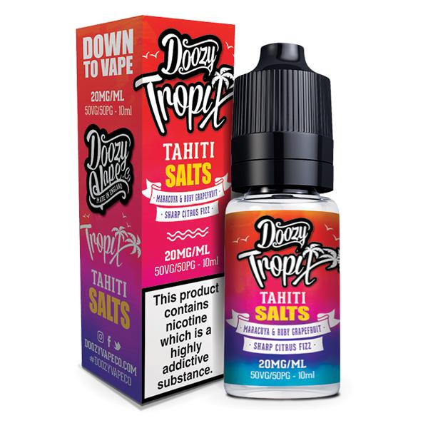 Doozy Tropix Salts by Doozy Vape Co 10Mg E-liquid, Cloud Vaping UK