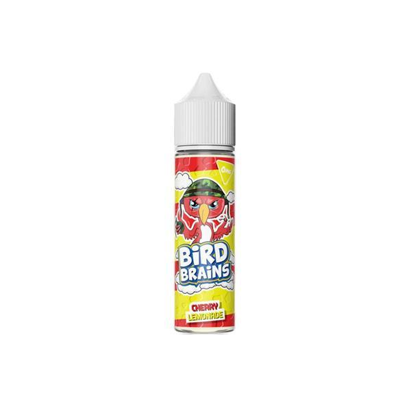 Bird Brains 0mg 50ml Shortfill E-liquid, Cloud Vaping UK