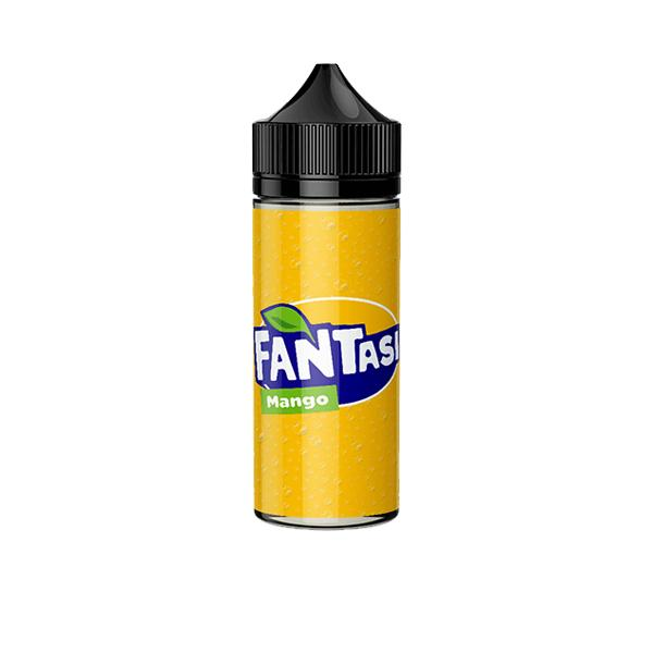 Fantasi 100ml Shortfill E-Liquid 0mg (70VG/30PG), Cloud Vaping UK