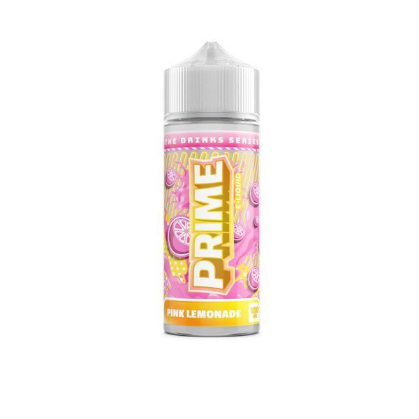 Prime E-Liquids 100ml Shortfill E-liquid, Cloud Vaping UK