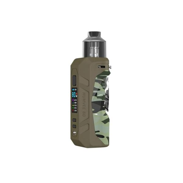 Sigelei Humvee 80W Kit, Cloud Vaping UK