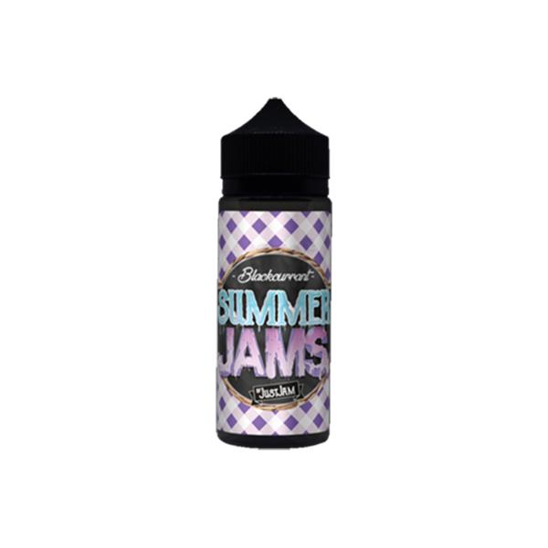 Summer Jam by Just Jam  0mg 100ml Shortfill E-liquid, Cloud Vaping UK