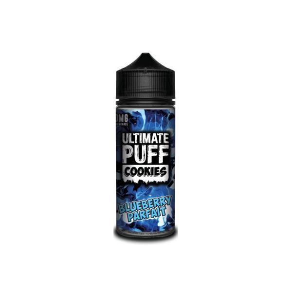 Ultimate Puff Cookies 0mg 100ml Shortfill E-liquid, Cloud Vaping UK