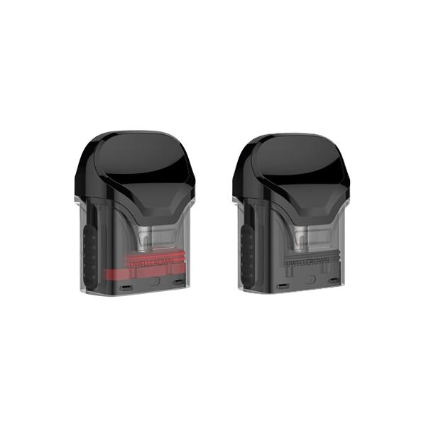 Uwell Crown Replacement Pods 1.0 Ohms / 0.6 Ohms, Cloud Vaping UK