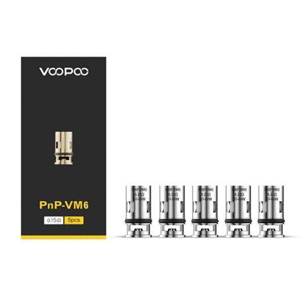 Voopoo Mesh Coil For Vinci Kit PnP-VM1 /VM3/ VM4/ VM5 / VM6, Cloud Vaping UK