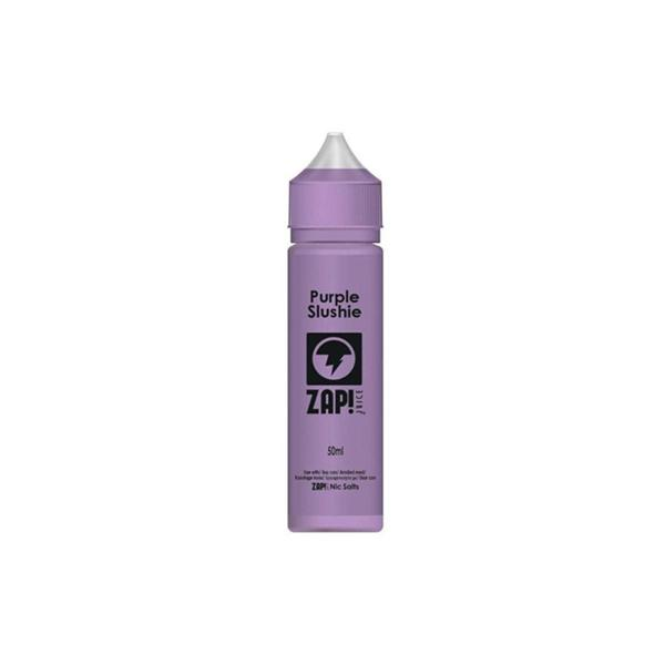 Zap! Juice 0mg 50ml Shortfill E-liquid, Cloud Vaping UK