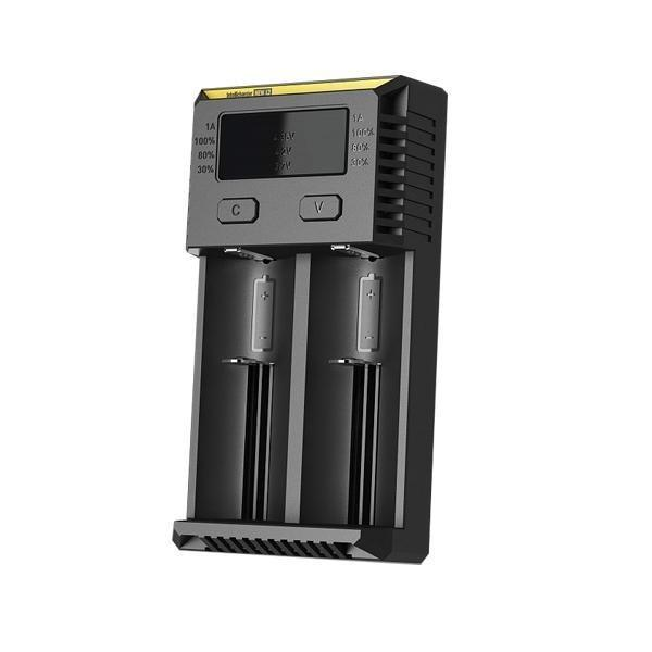 Nitecore New i2 IntelliCharger, Cloud Vaping UK