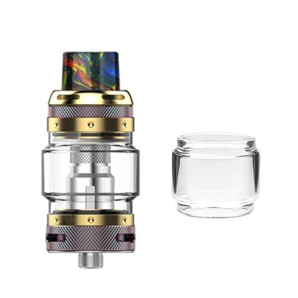 Voopoo uForce Extended Replacement Glass, Cloud Vaping UK