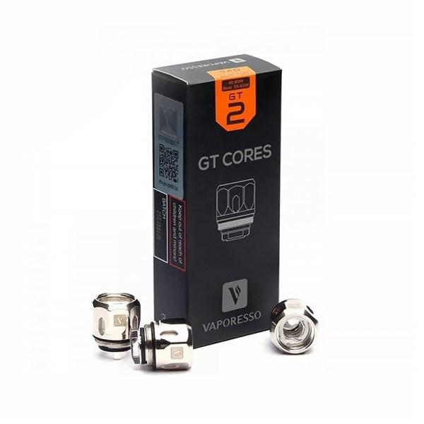 Vaporesso GT2 CORE Coils 0.4 ohm (3-Pack), Cloud Vaping UK