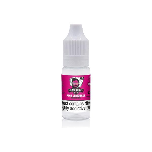 Nic Salt 10ml 20Mg by Von Duke E-liquid, Cloud Vaping UK