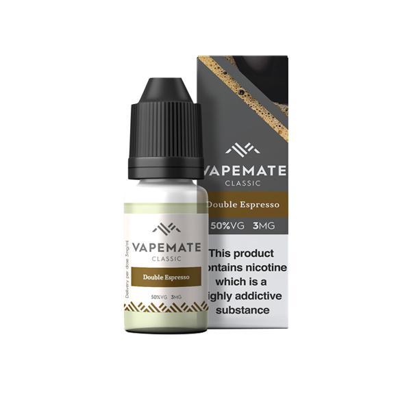 Vapemate Classic 18mg 10ml E-Liquid (70VG/30PG), Cloud Vaping UK