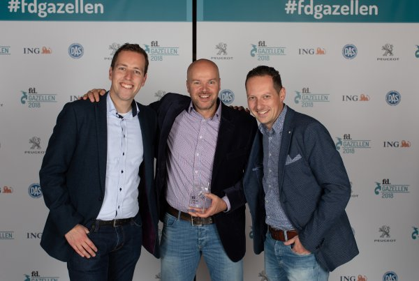 FD Gazellen award 2018