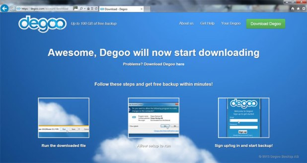 degoo-download