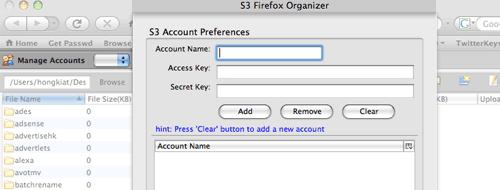 setting-up-s3-organizer