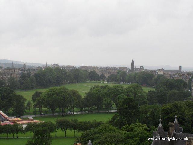 Edinburgh - the meadows