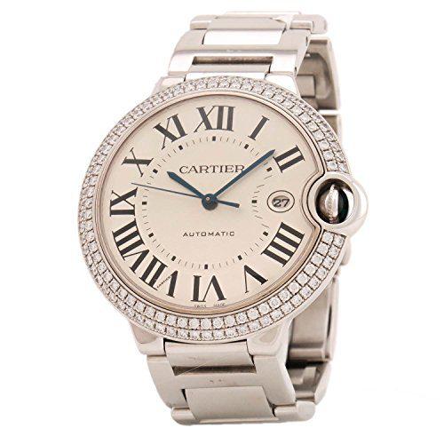Cartier Ballon Bleu Swiss-automatic Mens Watch