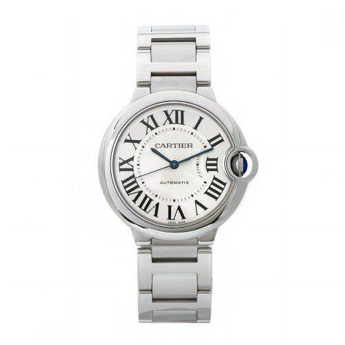 Cartier Women's Ballon Bleu Stainless Steel Watch