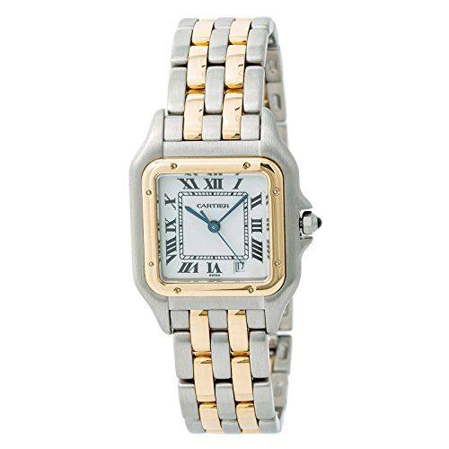 Cartier Panthere de Cartier Quartz Male Watch (Certified Pre-Owned)