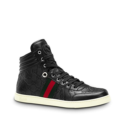 271502461 Home Shop Men Shoes Fashion Sneakers Gucci Men s GG Guccissima Leather High-top  Sneaker