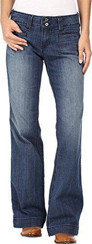 Ariat Womens Trouser Ella 29 R Bluebell