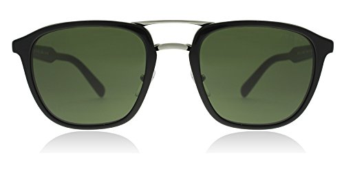 Prada Men's Black/Green Sunglasses