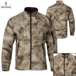 Browning Hell's Canyon Speed Back Country Jacket, Atacs Arid/Urban, Large